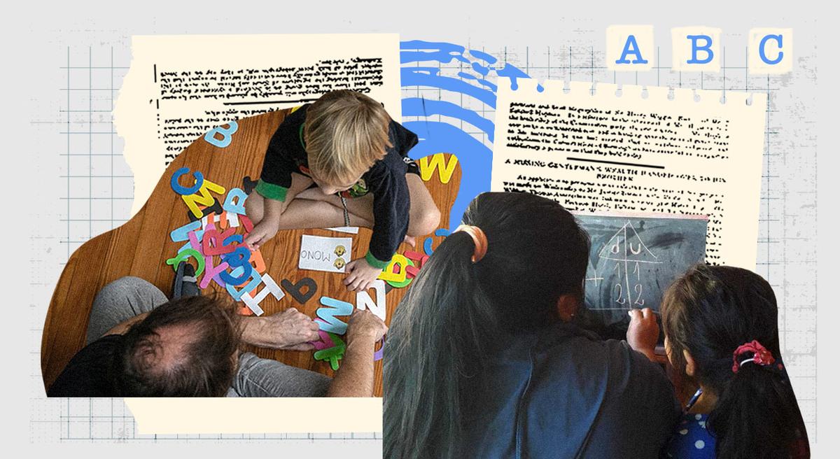 Cuarentena: cómo enseñar a leer y escribir en casa | RED/ACCIÓN