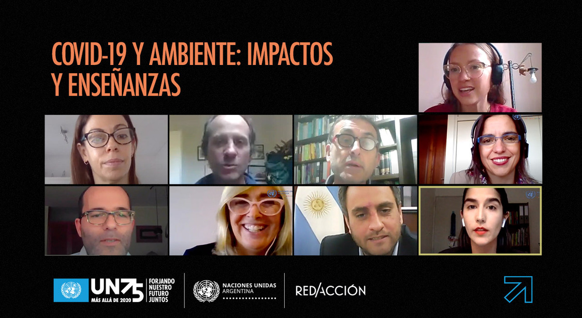 Previsión, solidaridad, interdependencia y ciencia: las enseñanzas del COVID-19 para enfrentar la crisis ambiental