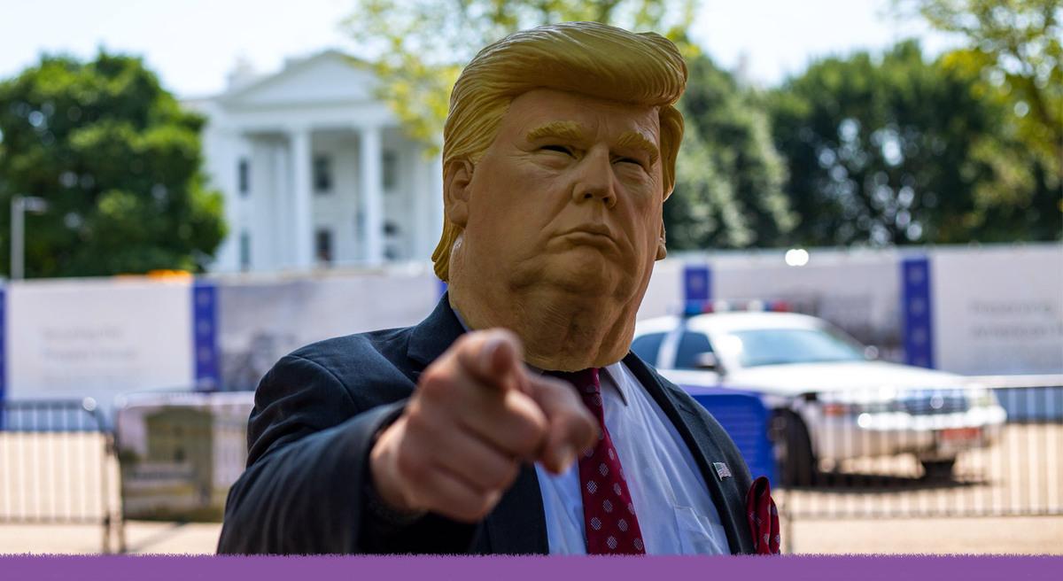 Centennials contra Donald Trump