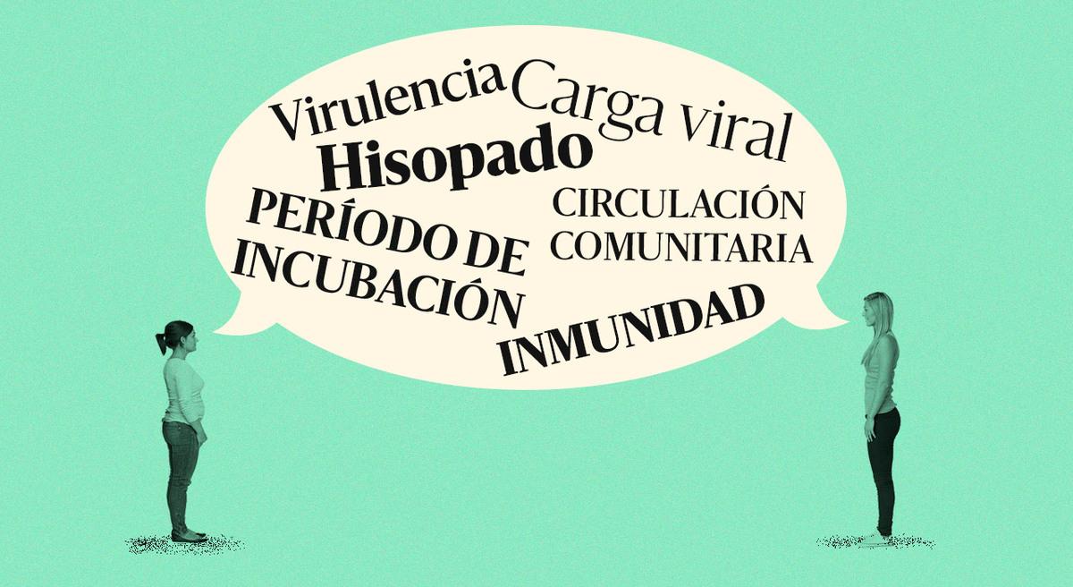 Qué quieren decir inmunidad, carga viral, brote y otras 37 expresiones que sirven para entender cómo estamos viviendo