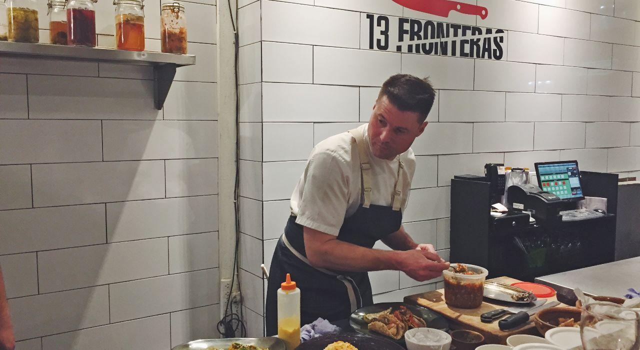 Aperturas de restaurantes, 3 preguntas al chef de 13 Fronteras y la nueva app de Narda Lepes