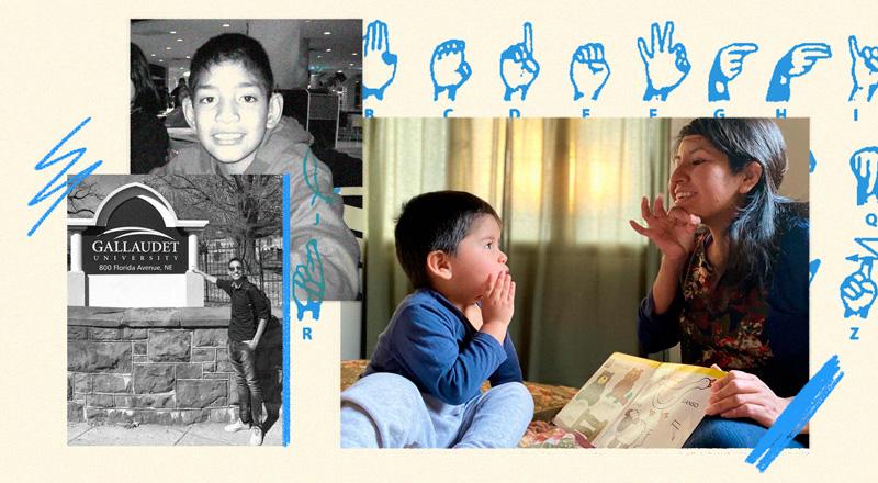 Escucharlas para incluirlas: por qué las personas sordas necesitan que apoyemos la Lengua de Señas Argentina