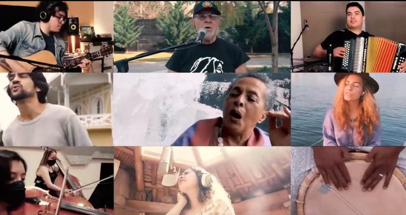 Músicos de América Latina se unen para apoyar la búsqueda de personas desaparecidas