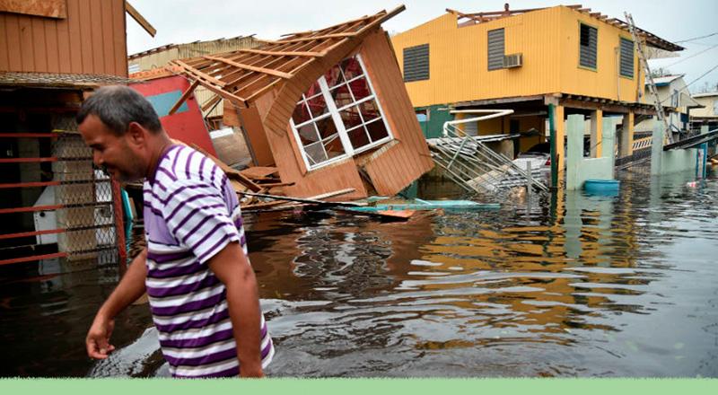 ¿Cuál es el rol del cambio climático en los eventos extremos?