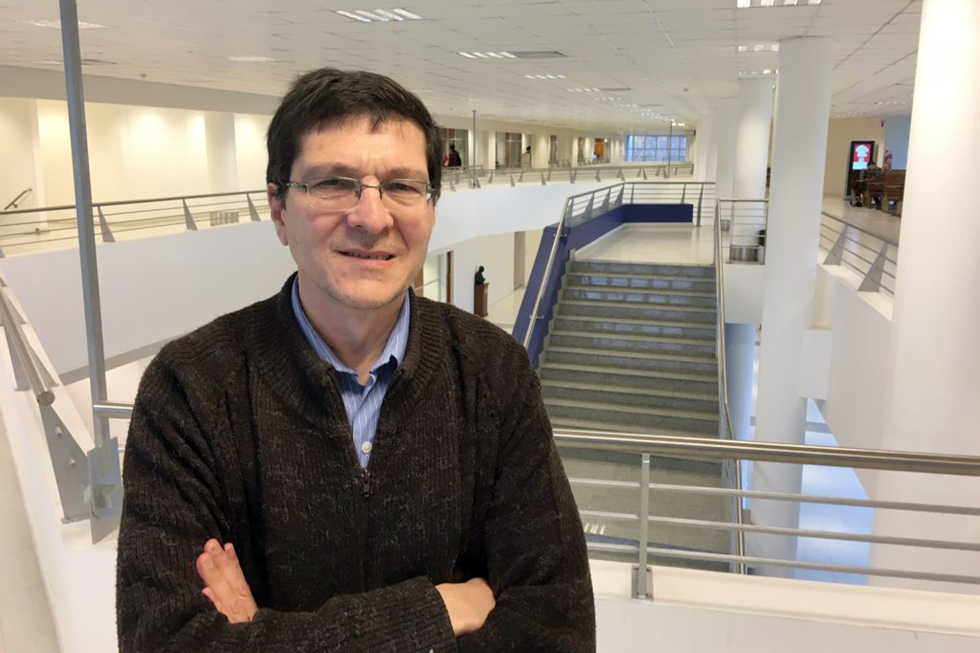 """Fernando Ruiz: """"En Latinoamérica hay una estadolatría, pero los valores de los privados también son públicos"""""""