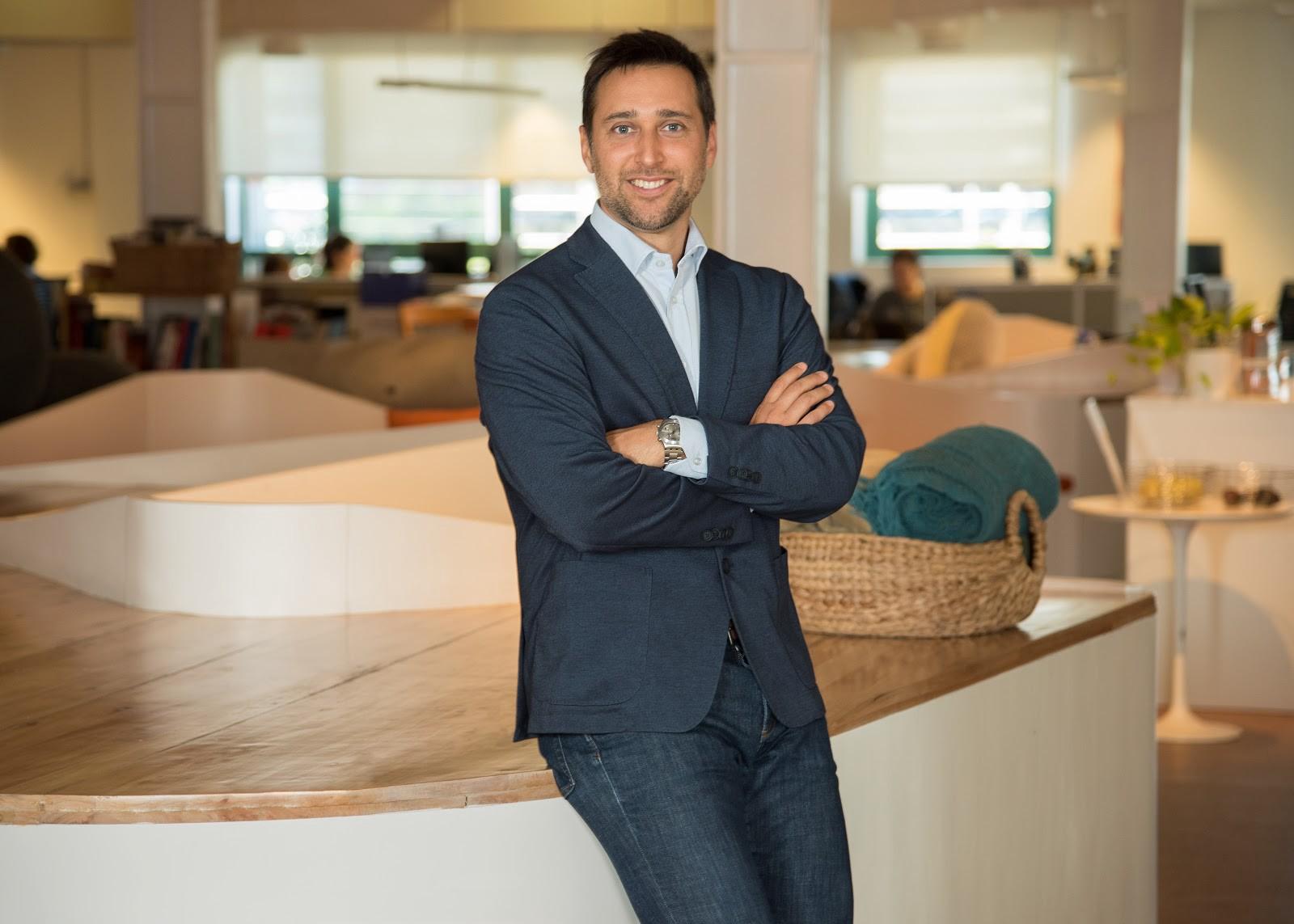 """Rodrigo Ponce: """"La clave de la transformación hoy es colaborar desde cualquier dispositivo en tiempo real"""""""
