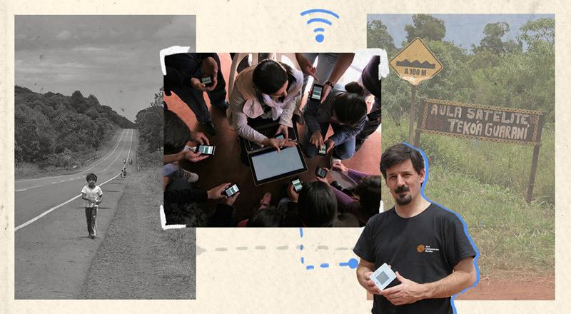 Educación, salud, economía: cómo el acceso a Internet puede transformar la vida de una comunidad rural