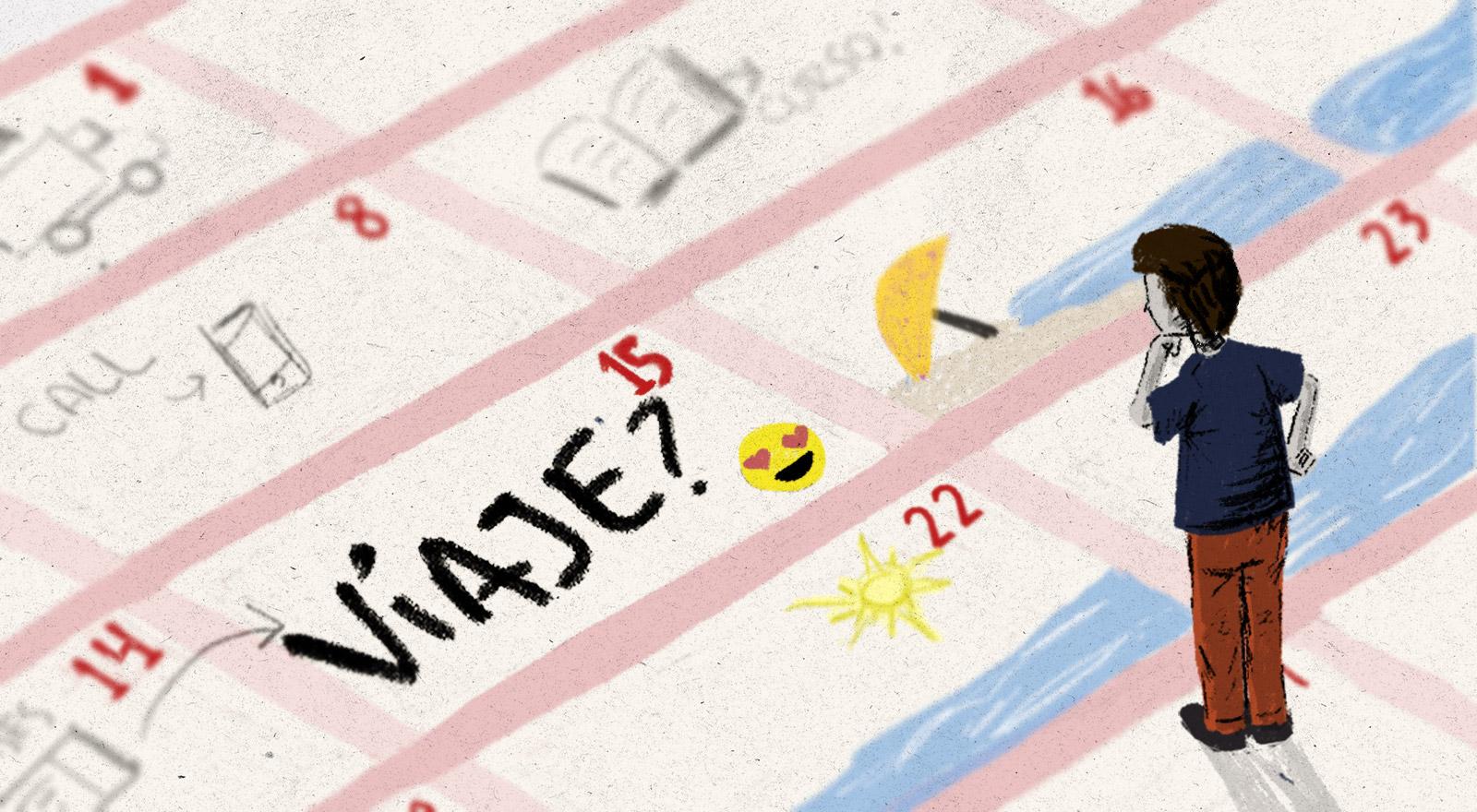 Hacer planes en cuarentena: la necesidad de esperanza ante la incertidumbre