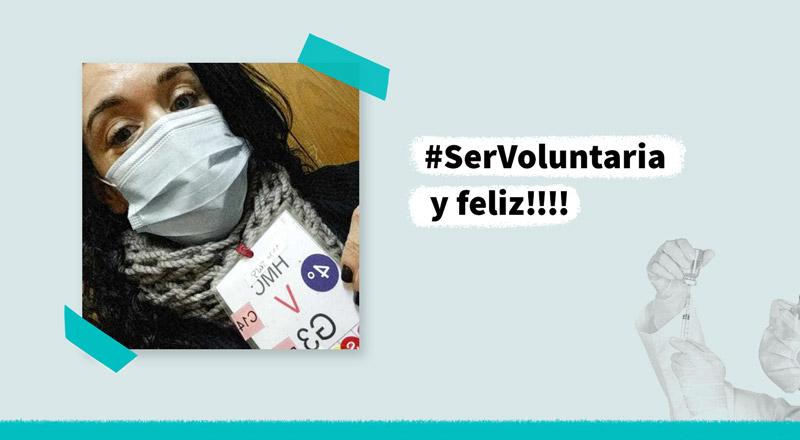 Nuestra admiración por los 4.400 voluntarios de la vacuna del coronavirus