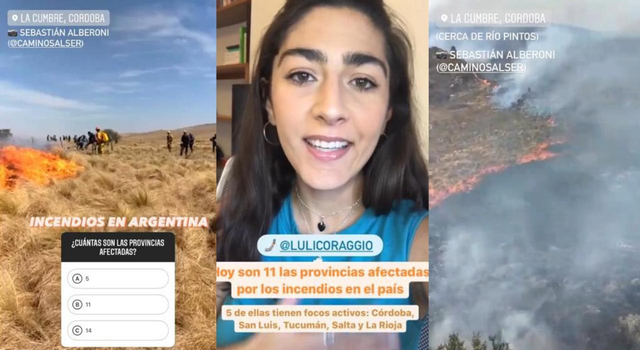 Incendios sin control: cómo se los enfrenta y cuál es su vínculo con el cambio climático