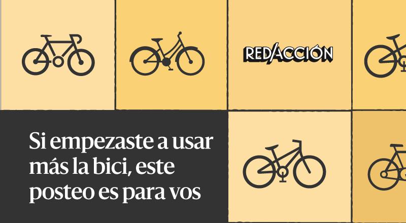 Cómo preparar la bicicleta antes de salir a andar y qué normas de tránsito se deben respetar