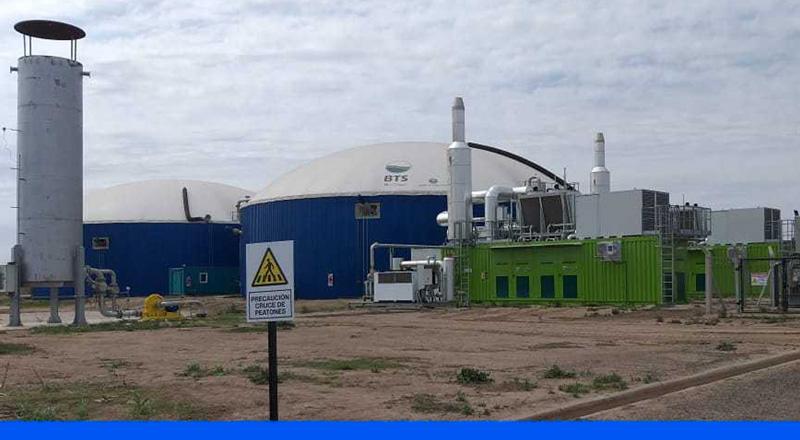 De marlo de maíz a energía: en Venado Tuerto se aprovechan los residuos orgánicos