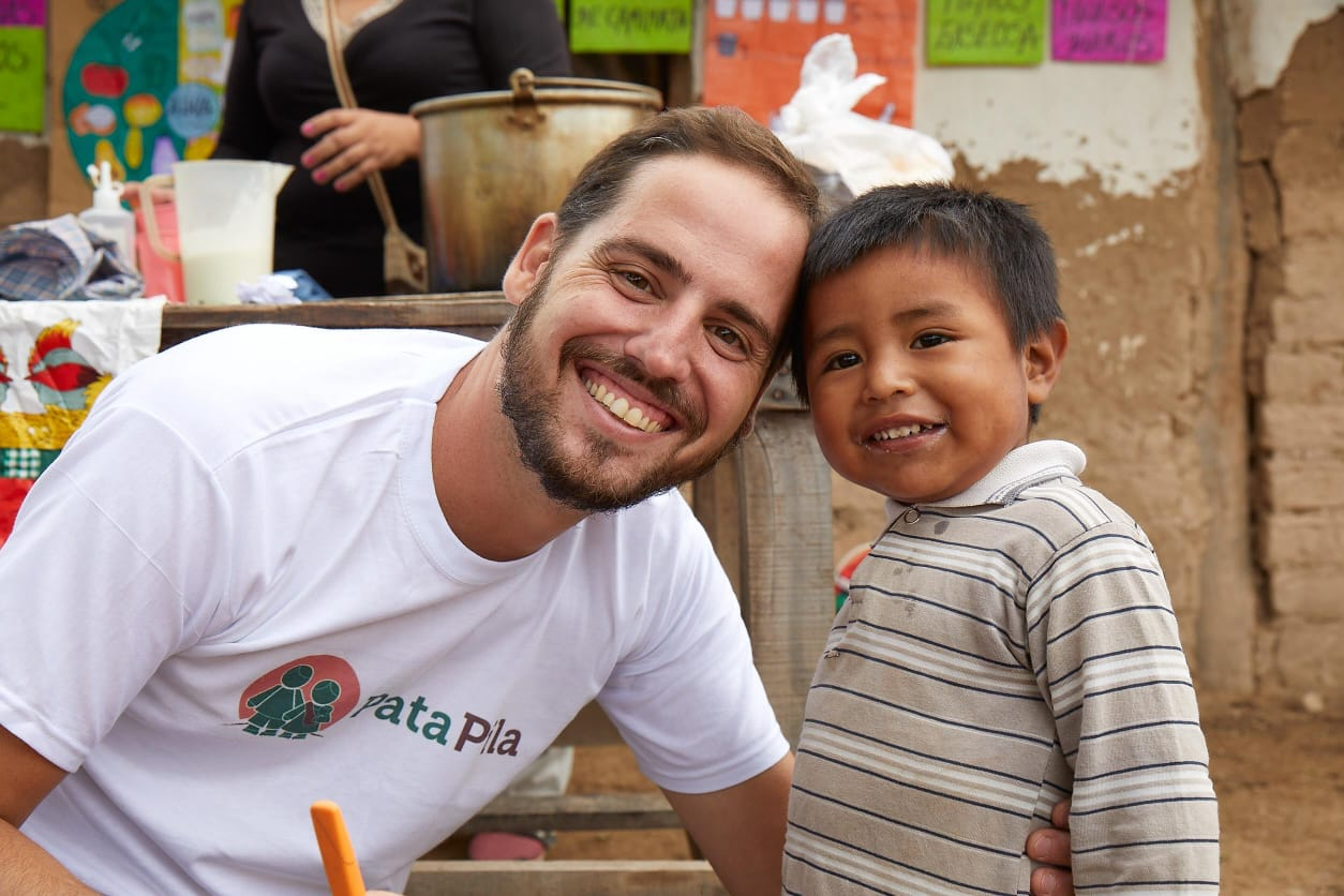 Las lecciones de vida que aprendió Diego Bustamante tras convivir cinco años con una comunidad guaraní de Salta