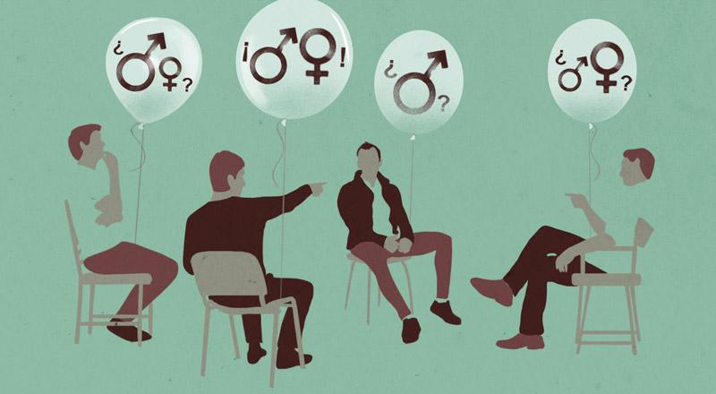Deconstruir la masculinidad: cómo es el trabajo con grupos de varones que ejercen violencia de género