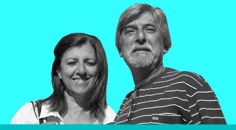 Gustavo y Adriana: 40 años de amor y entrega, un ejemplo para homenajear