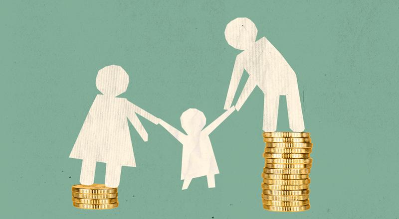 Cuota alimentaria: ¿qué les pasa a la madre y en los hijos e hijas cuando el padre no cumple su obligación?