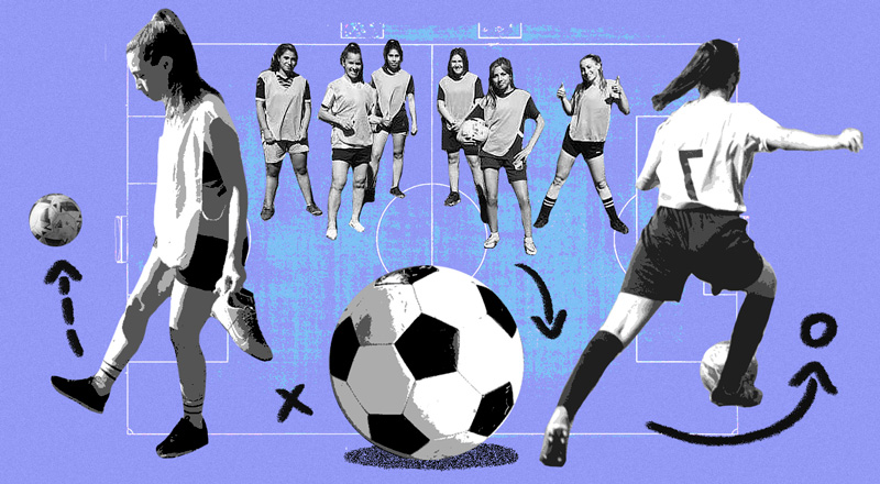 La pelota también es de ellas: los sueños y las luchas de las protagonistas del fútbol femenino