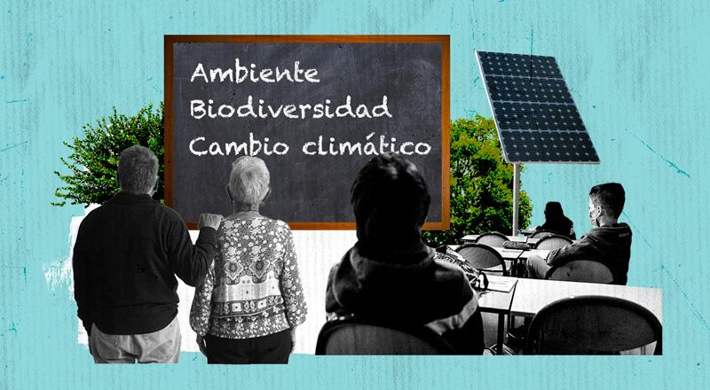 La educación ambiental: una herramienta imprescindible para cuidar el planeta que ya se debate en el Congreso