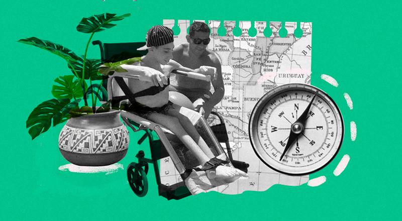 Campaña del mes: seamos turistas constructivos