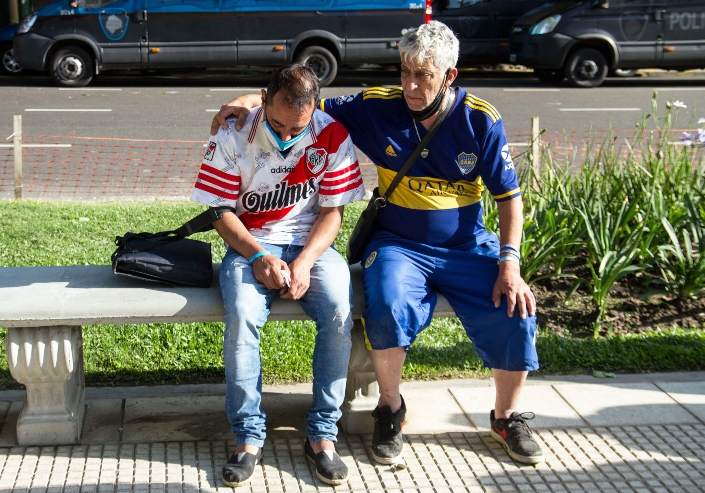 Maradona y la herencia sobre la que queremos hablar