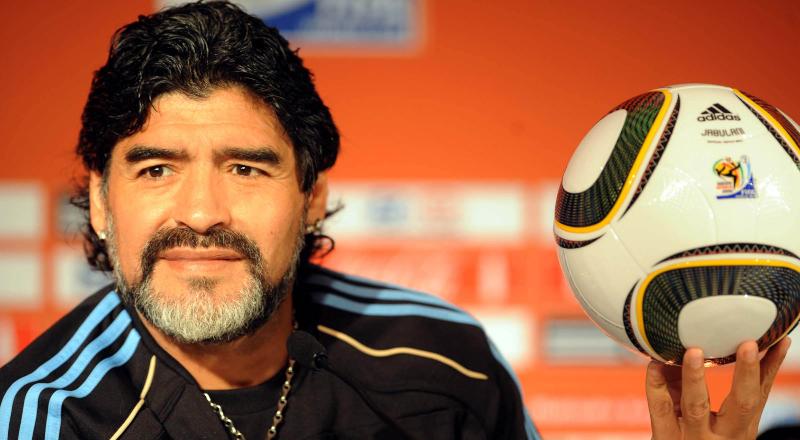 """Lo que Diego Maradona creó en el marketing: """"Nos llenó de productos que son parte de nuestra vida cotidiana"""""""