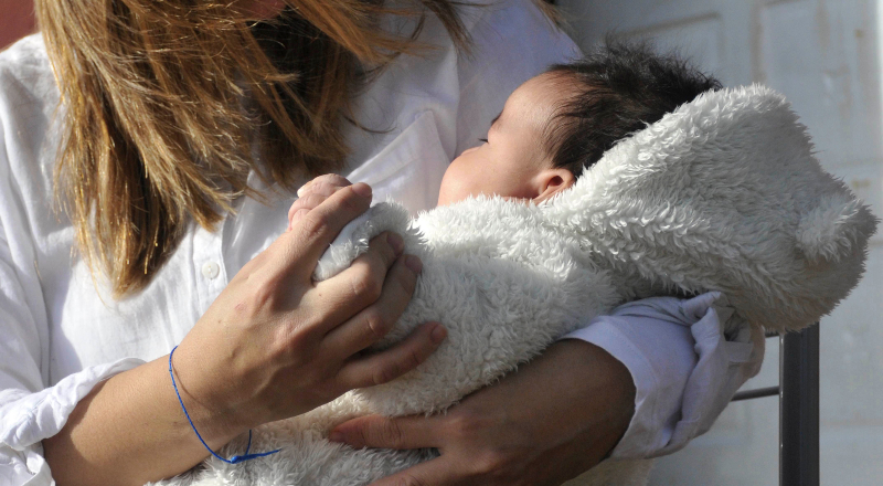 Cómo impacta en la vida de una persona la comida, el amor y el cuidado que reciba en sus primeros 1.000 días
