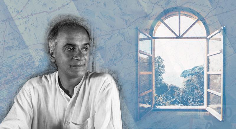 """El """"mejor escritor de viajes"""" ve una oportunidad inusual en la pandemia: """"Es nuestra elección ser más sabios"""""""