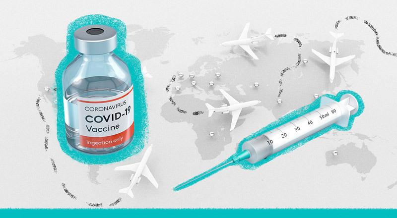 Un paso más: la vacunación contra el coronavirus, un inmenso desafío de solidaridad y cooperación