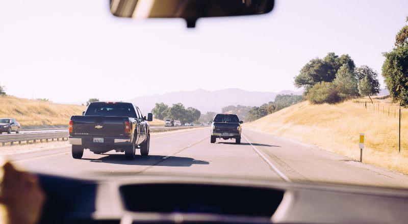 Qué hacer y qué no hacer al conducir en ruta