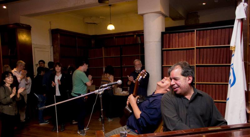 Una biblioteca que se convirtió en un punto de encuentro e inclusión
