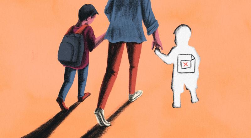 Cómo la pandemia afectó la búsqueda de niñas y niños perdidos y por qué una llamada a sus familias hace la diferencia