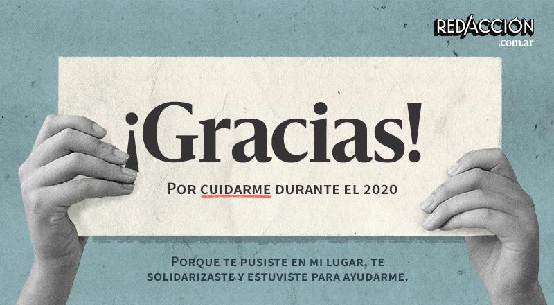 Campaña del mes: agradezcamos a quienes nos cuidan