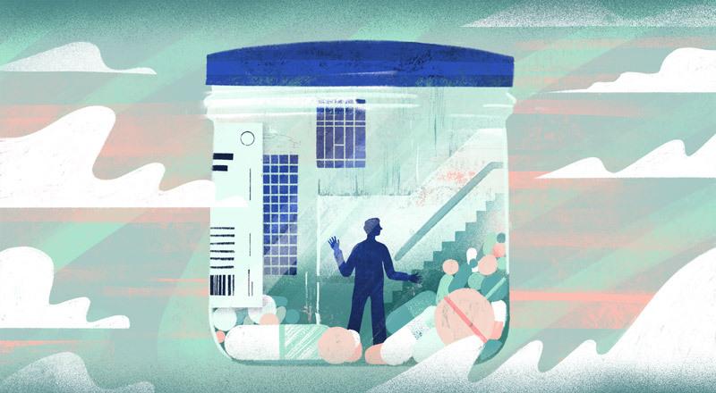 Ocho años en un manicomio: historias que explican la urgencia de reconvertir los hospitales psiquiátricos
