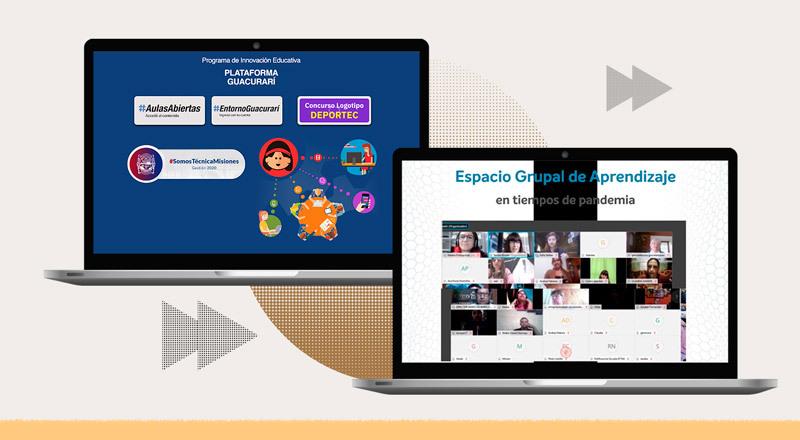 La experiencia del sistema educativo de Misiones que ya tenía una plataforma digital cuando se declaró la pandemia