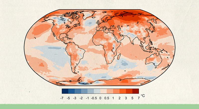2011-2020: la década más cálida registrada