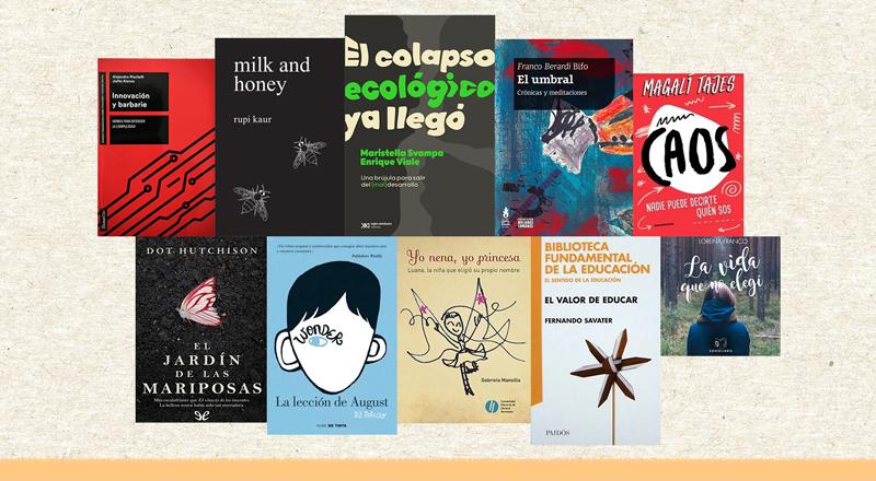 Qué libros recomiendan leer estudiantes y docentes en 2021