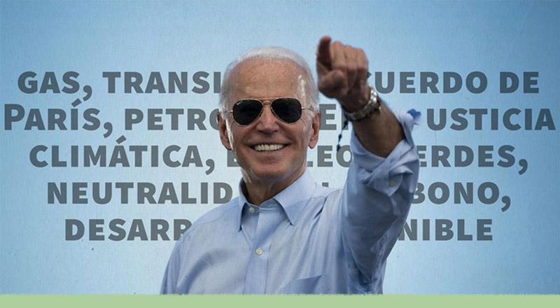 Asumió Biden con la acción climática como una prioridad y la mirada atenta de la sociedad civil