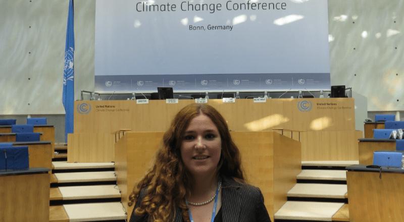 """Pilar Bueno: """"Hay que encontrar el modo en que la adaptación transforme, sea un eje de acción de América Latina y el Caribe"""""""