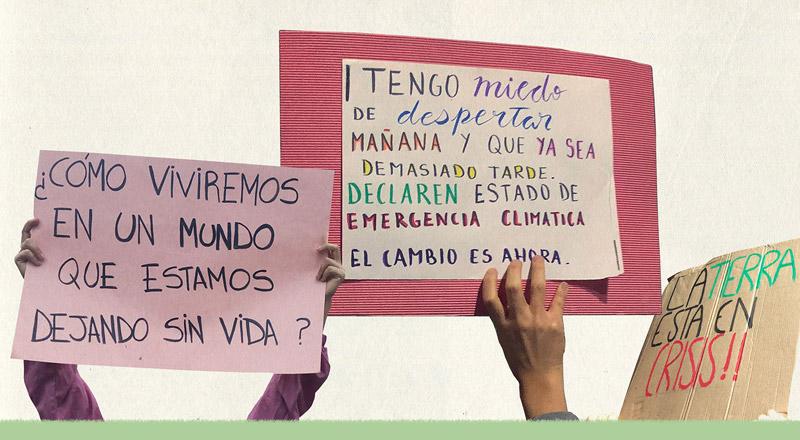 """América Latina y el Caribe: """"El cambio climático es una emergencia global"""""""