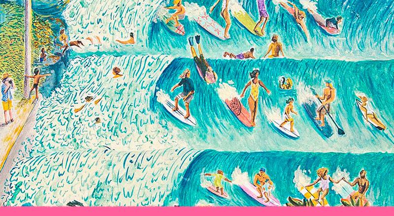Olas & surf: el paraíso puede estar a un click