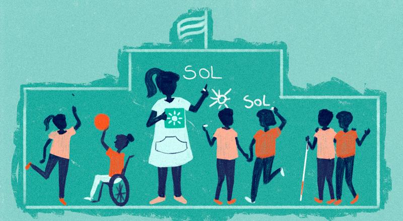 Cuando nuestra lógica falla: por qué la educación puede ser más inclusiva sin escuelas especiales
