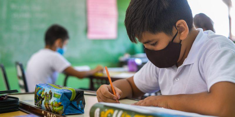 COVID-19 en las escuelas: ¿cómo actuar frente a un contagio en el aula?