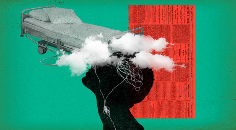 El impacto en la salud mental de los pacientes graves de COVID-19, y cómo se trata