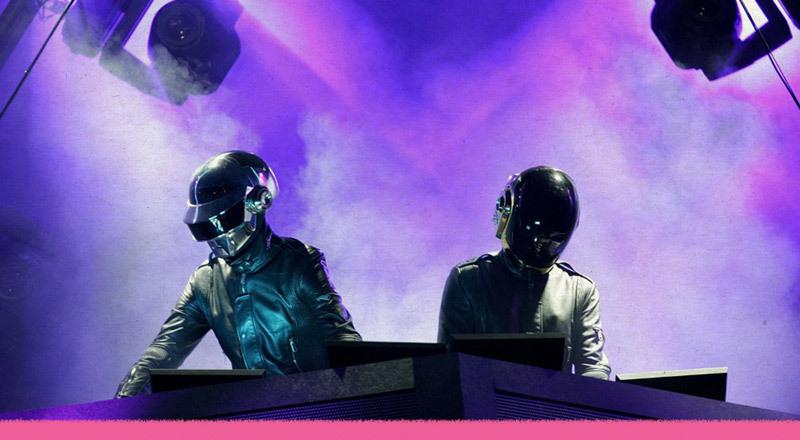 El fin de Daft Punk y el inicio de la literatura escrita por algoritmos