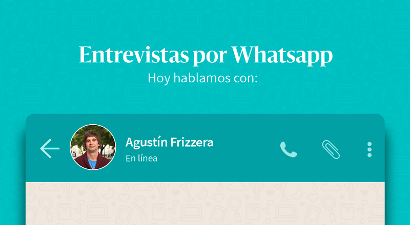 """Agustín Frizzera: """"La política se ha acostumbrado a hablar del futuro sin incorporar el presente de los actores de ese futuro, los jóvenes"""""""