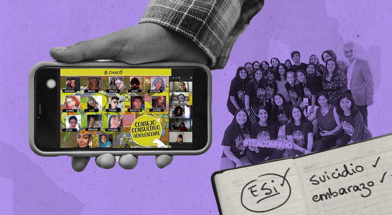 """Del """"no saben nada"""" a convocarlos para trabajar juntos: la incidencia de las y los adolescentes en las políticas de Salud"""