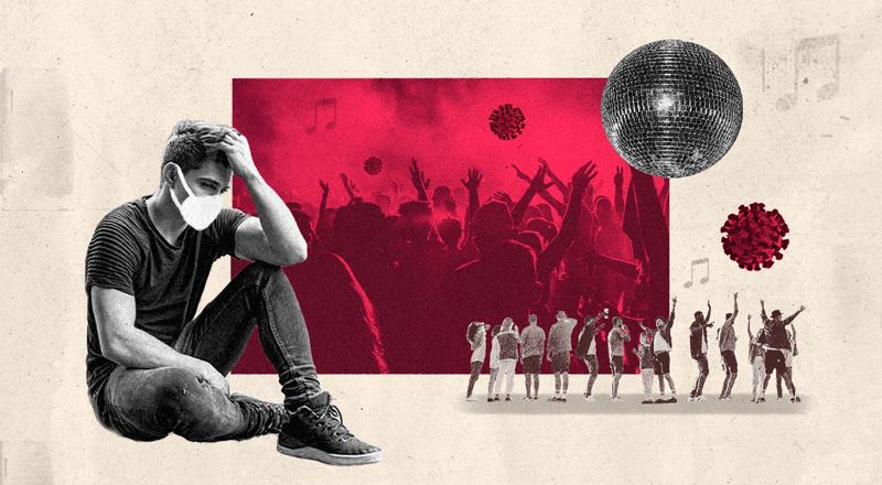 Los jóvenes y la segunda ola: ¿egoístas e irresponsables o fatigados y temerosos de estar solos?
