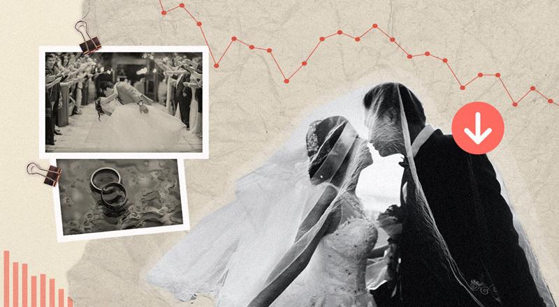 Por qué nos casamos cada vez a mayor edad: feminismo, estudios académicos y rechazo al statu quo