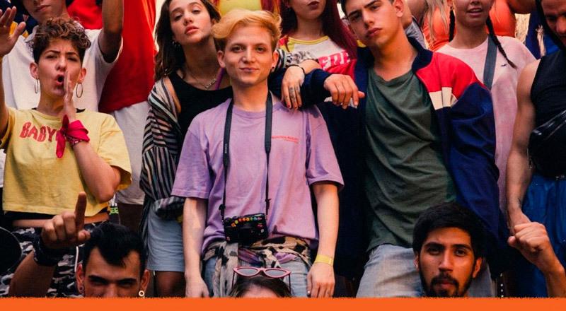 Vuelve Friends + Documentales para nerds + Música electrónica + Cine y psicoanálisis