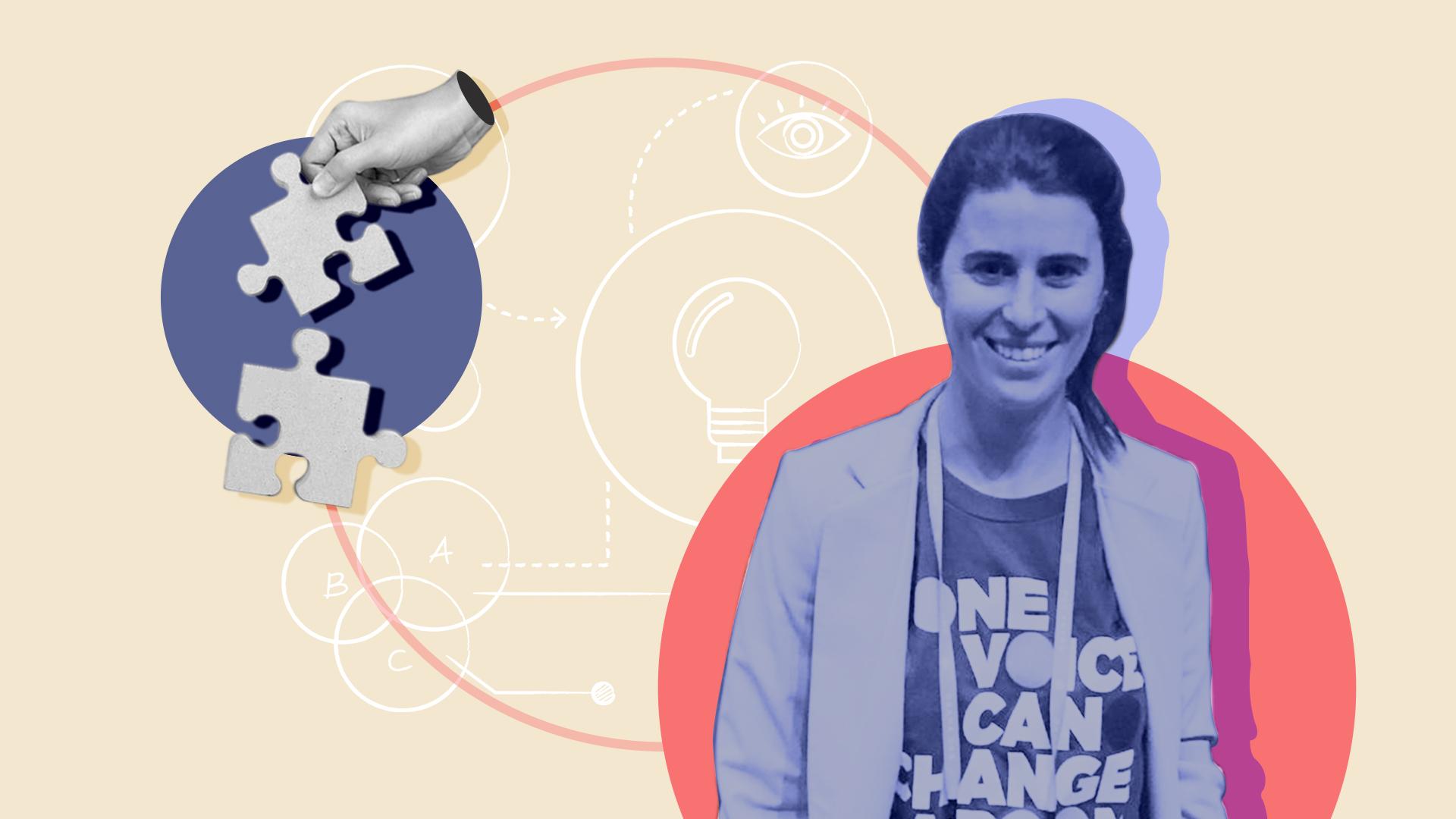 Delfina Irazusta: tiene 34 años, fue invitada por Obama y creó una red de innovación local